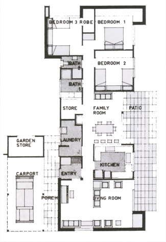 Floorplan of 13 Furphy Place